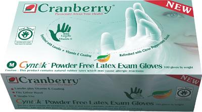упаковка Cranberry