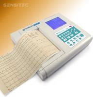 Цифровой 12-канальный электрокардиограф SENSITEC ECG-1012